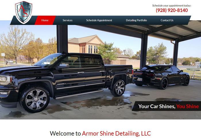Armor Shine Detailing, LLC