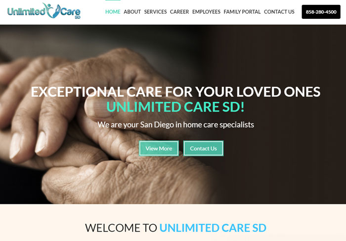 Unlimited Care SD