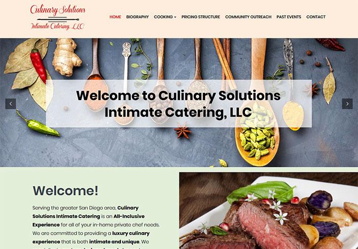 CS Intimate Catering