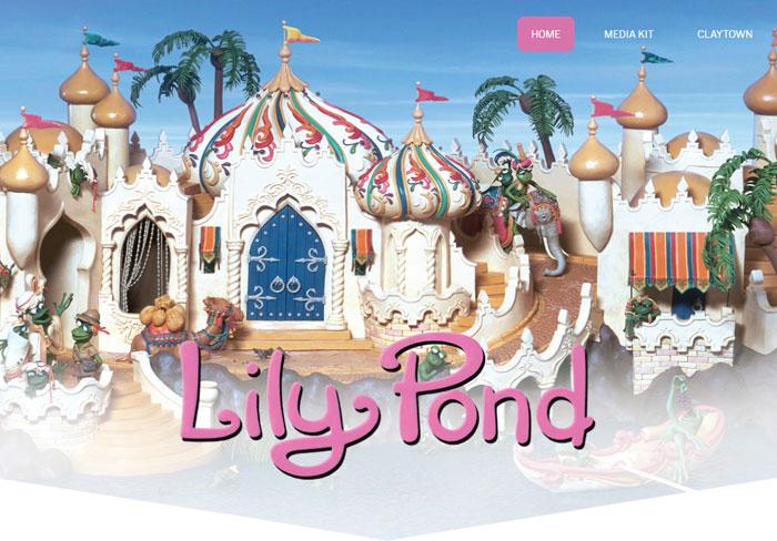 Lily Pond Book
