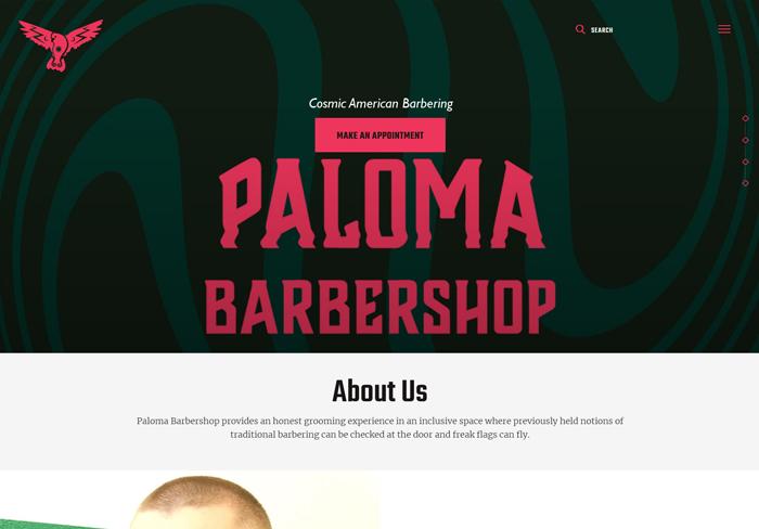 Paloma Barbershop