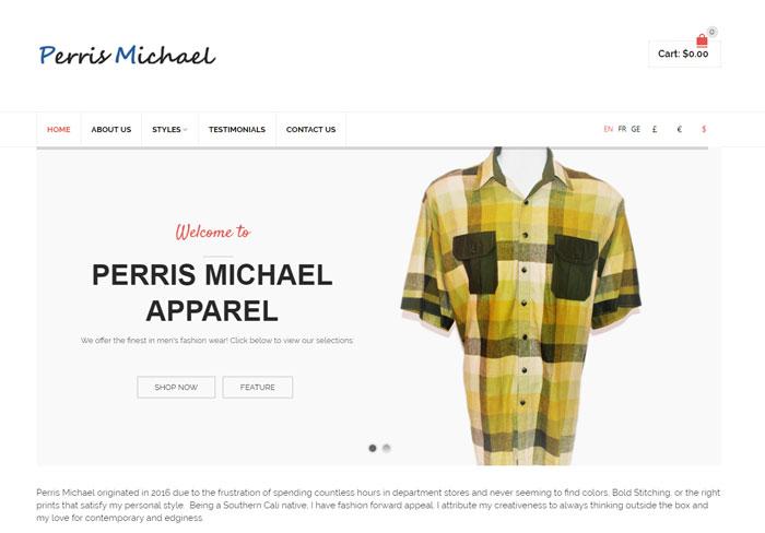 Perris Michael